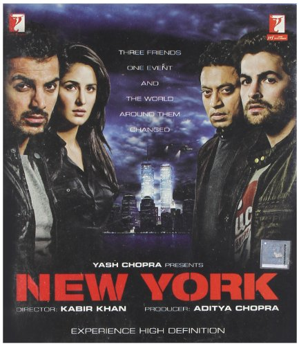 New York [Blu-ray]