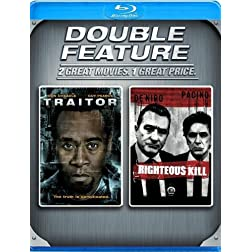 Righteous Kill/Traitor  [Blu-ray]