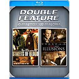 Streets of Blood/Lies and Illusions [Blu-ray]