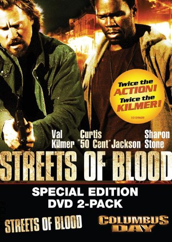Val Kilmer 2 pack (Streets of Blood / Columbus Day)