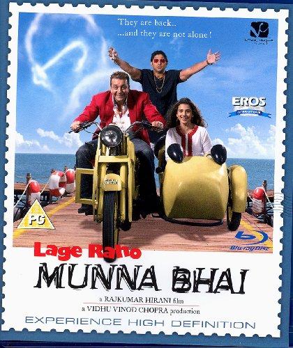 Lage Raho Munnabhai (Blu-Ray)