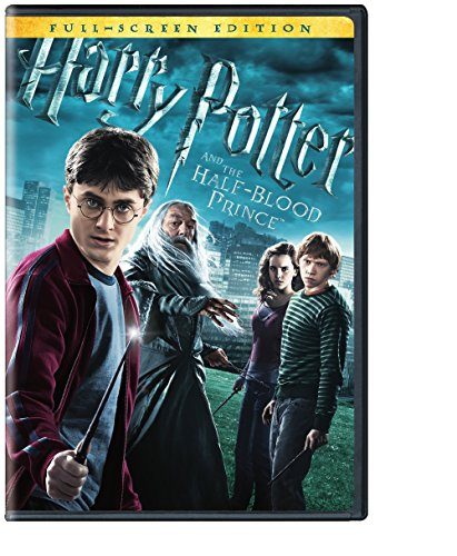 Harry Potter and the Half-Blood Prince (Full-Screen Edition)