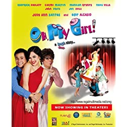 Oh My Girl - Philippines Filipino Tagalog DVD Movie