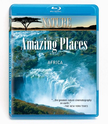 Nature: Amazing Places: Africa [Blu-ray]