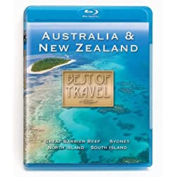 Best of Travel: Australia & New Zealand [Blu-ray]