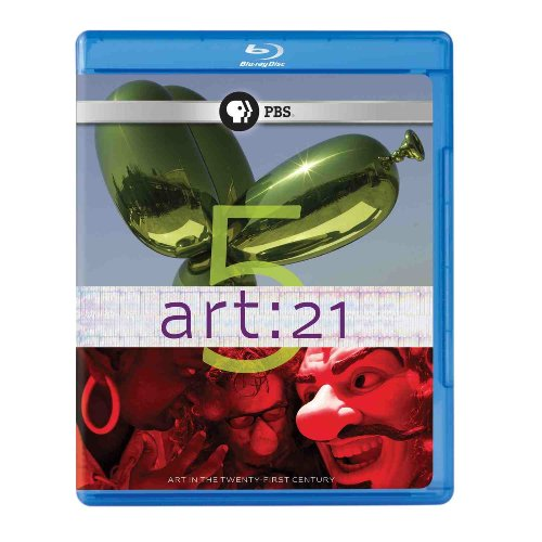 Art: 21: Art in the Twenty-First Century - Season 5 [Blu-ray]