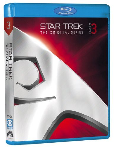 Star Trek: The Original Series - Season 3 [Blu-ray]