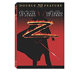 Legend of Zorro & Mask of Zorro [Blu-ray]