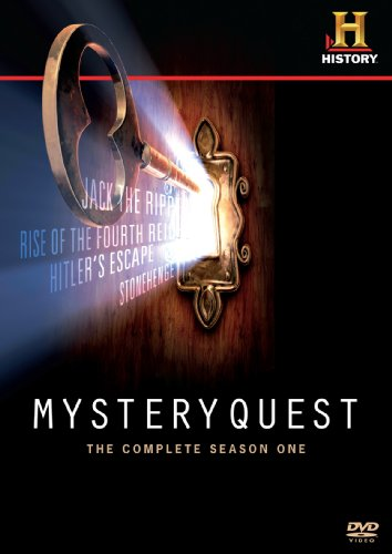 MysteryQuest: The Complete Season One