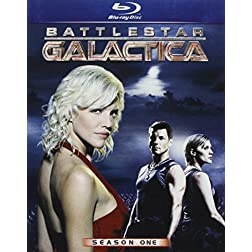 Battlestar Galactica: Season One [Blu-ray]