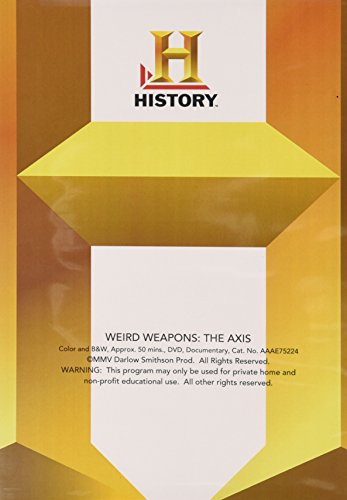 Weird Weapons: The Axis
