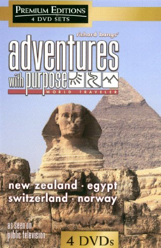 Adventures with Purpose (4-DVD)