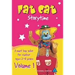 Fat Cat Storytime Vol 1