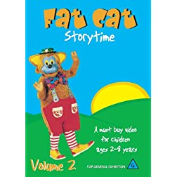 Fat Cat Storytime Vol 2