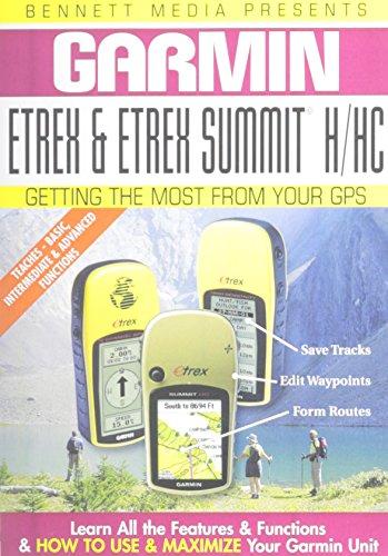 Garmin GPS Etrex & Etrex Summit H/HC