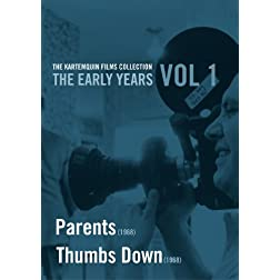 The Kartemquin Films Collection: The Early Years, Vol. 1 - Parents / Thumbs Down