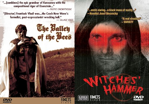 Medieval Madness: The Valley of Bees/Witches' Hammer