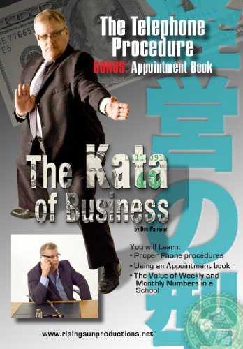 The Kata of Business Telephone