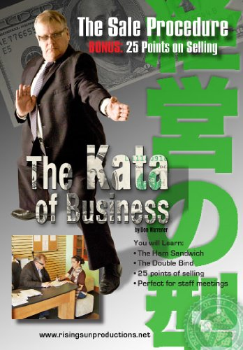 The Kata of Business Sales
