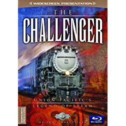 The Challenger-Steam Train Blu-Ray [Blu-ray]