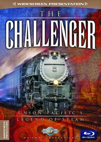 The Challenger-Steam Train Blu-Ray [Blu-ray]