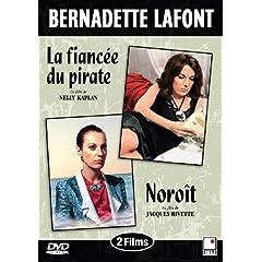 Bernadette Lafont, La fiancee du pirate/Noroit (French only)