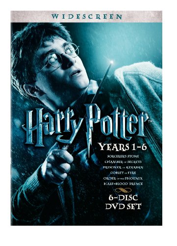 Harry Potter Years 1-6 Giftset (Widescreen Edition)