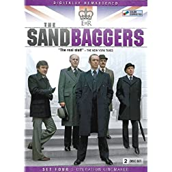 The Sandbaggers - Operation Kingmaker Set