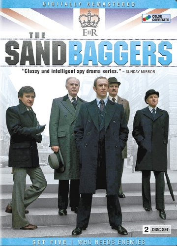 The Sandbaggers - Who Needs Enemies Set