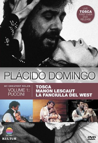 Placido Domingo Vol. 1: Puccini - Tosca / Manon Lescaut / La Fanciulla Del West