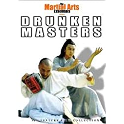 The Martial Arts Essentials, Vol. 6: Drunken Masters