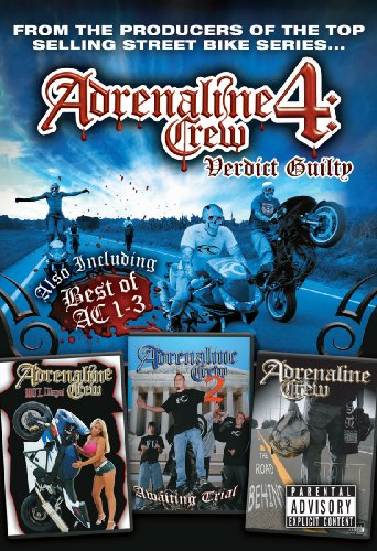 Adrenaline Crew, Vol. 4: Verdict Guilty