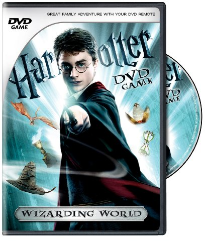 Harry Potter: Wizarding World DVD Game
