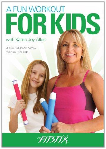 FitStix: Kids Fun Workout