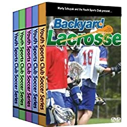 Schupaks Home Sports 4 Pack DVD Set