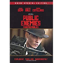 Public Enemies (Two-Disc Special Edition)