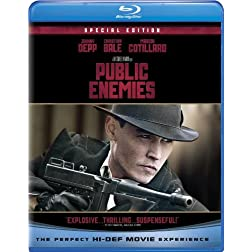 Public Enemies (Special Edition) [Blu-ray]