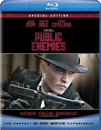 Public Enemies (Special Edition) [Blu-ray]