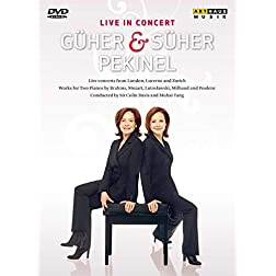 Guher and Suher Pekinel: Live in Concert