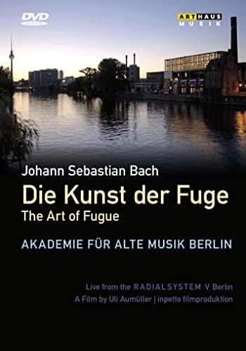 Akademie fur Alte Musik Berlin: Bach - Die Kunst der Fuge