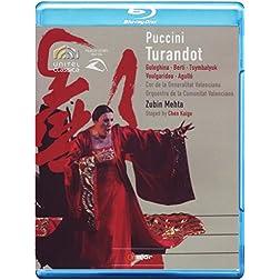 Turandot (Sub Ac3 Dts) [Blu-ray]
