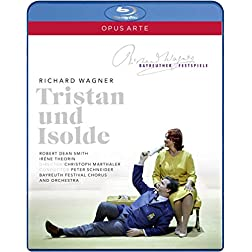 Wagner: Tristan und Isolde [Blu-ray]