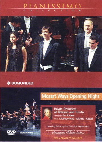 Haydn Orchestra of Bolzano and Trento: Mozart Ways Opening Night