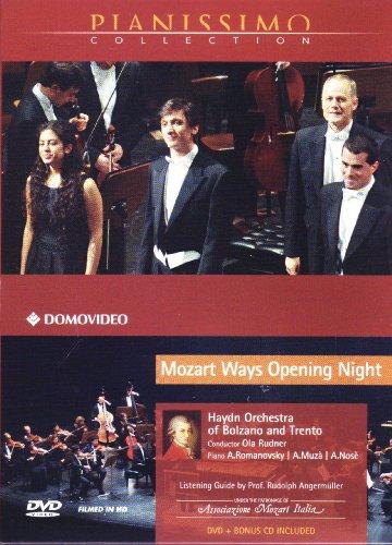 Haydn Orchestra of Bolzano and Trento: Mozart Ways Opening Night