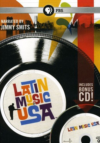 Latin Music USA DVD and CD Set