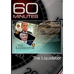 60 Minutes - The Liquidator (September 27, 2009)