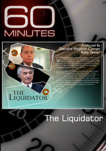 60 Minutes - The Liquidator (September 27, 2009)