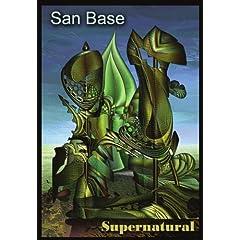 San Base Vol. #1: Supernatural, Dynamic Painting by San Base