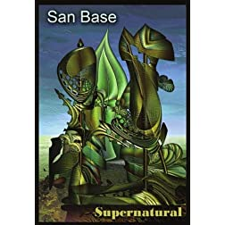 San Base Vol. #1: Supernatural, Dynamic Painting by San Base