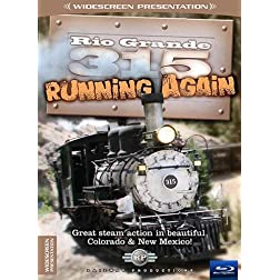 Rio Grande 315 Running Again-Train Blu-Ray [Blu-ray]